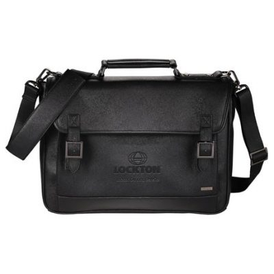 "Luxe 15"" Computer Messenger Bag"